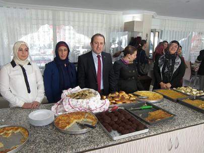 Hanım Eli Kadın Evi Hizmete Açıldı