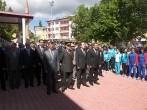 Göksun'da İlköğretim Haftası Kutlama Proğramı Düzenlendi