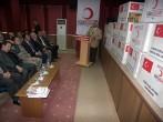 Türk Kızılayı Kan Bağış Tırı Göksun'da