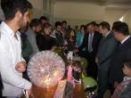GMYO Bilim Sergisi Açıldı