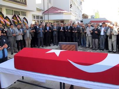 Eski Belediye Başkanı Köroğlu'na Son Görev-Video