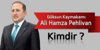 Ali Hamza Pehlivan Kimdir?
