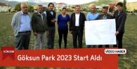 Park 2023 Start Aldı