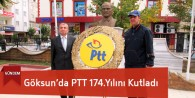 Göksun'da PTT 174.Yılını Kutladı