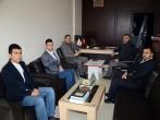 Göksun Belediye Başkanı Aydın'dan Kent Göksun'a Ziyaret-Video
