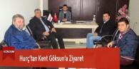 Eski Belediye Başkanı Ramazan Hurç'tan Kent Göksun'a Ziyaret