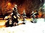 Göksun'a Yılın İlk Kar'ı Yağdı-Foto Galeri