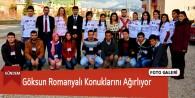 Göksun Romanyalı Konuklarını Ağırlıyor
