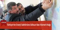 Türkiye'nin Enerji Sektörüne Göksun'dan Hizmet Atağı