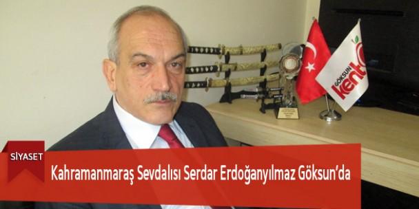 Kahramanmaraş Sevdalısı Serdar Erdoğanyılmaz Göksun'da