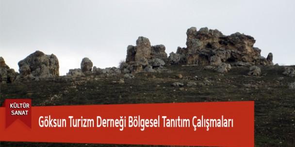 Göksun Turizm Derneği Bölgesel Tanıtım Çalışmaları