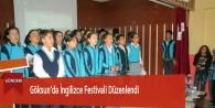 Göksun'da İngilizce Festivali Düzenlendi