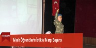 Minik Öğrencilerin İstiklal Marşı Başarısı