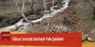 Göksun Sınırında Saimbeyli-Feke Şelaleleri