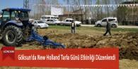 Göksun'da New Holland Tarla Günü Etkinliği Düzenlendi