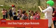 Umut Okulu Projesi Çağlayan İlkokulunda