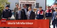Göksun'da Trafik Haftası Kutlanıyor