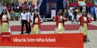 Göksun'da Turizm Haftası Kutlandı