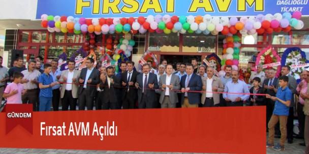 Fırsat AVM Açıldı
