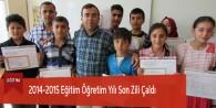 2014–2015 Eğitim Öğretim Yılı Son Zili Çaldı