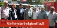 Mahir Ünal yeniden Grup Başkanvekili seçildi