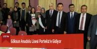 Göksun Anadolu Lisesi Portekiz'e Gidiyor