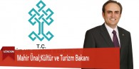 Mahir Ünal Kültür ve Turizm Bakanı