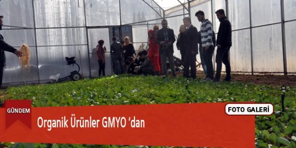 Organik Ürünler GMYO'dan