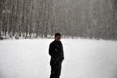 Kar Göksun'u Güzelleştiriyor – Foto Galeri