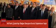 AK Parti, Şubat Ayı Olağan Danışma Kurulu Toplantısını Yaptı