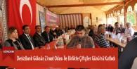 DenizBank Göksün Ziraat Odası İle Birlikte Çiftçiler Günü'nü Kutladı