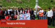 Yazıcıoğlu'na Vefa Yürüyüşü