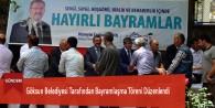Göksun Belediyesi Tarafından Bayramlaşma Töreni Düzenlendi