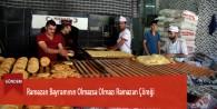 Ramazan Bayramının Olmazsa Olmazı Ramazan Çöreği