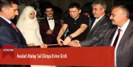 Avukat Atalay Sel Dünya Evine Girdi