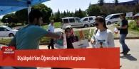Büyükşehir'den Öğrencilere İkramlı Karşılama