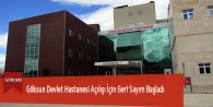 Göksun Devlet Hastanesi Açılışı İçin Geri Sayım Başladı