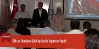 Göksun Belediyesi Eylül Ayı Meclis Toplantısı Yapıldı