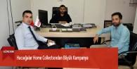 Hacıağalar Home Collectıondan Büyük Kampanya
