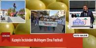 Kuzeyin İncisinden Muhteşem Elma Festivali