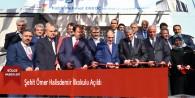 Şehit Ömer Halisdemir İlkokulu Açıldı