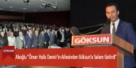 """Akoğlu """"Ömer Halis Demir'in Ailesinden Göksun'a Selam Getirdi"""""""