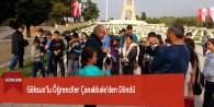 Göksun'lu Öğrenciler Çanakkale'den Döndü