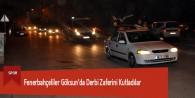 Fenerbahçeliler Göksun'da Derbi Zaferini Kutladılar