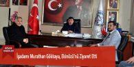 İşadamı Murathan Gökkaya, Ekinözü'nü Ziyaret Etti