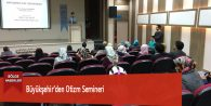 Büyükşehir'den Otizm Semineri