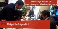 Büyükşehir'den Türkiye'de Bir İlk