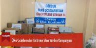 Ülkü Ocaklarından Türkmen Eline Yardım Kampanyası