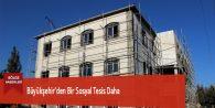 Büyükşehir'den Bir Sosyal Tesis Daha