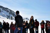 Göksun'da 1. Kafkas Gençlik Kar Festivali Yapıldı – Foto Galeri